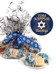 Yom Kippur Joeyjoy Raspberry Filled Butter Cookies