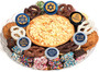 Yom Kippur Cookie Pie & Cookie Assortment Platter without label