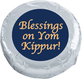 Yom Kippur Cookie Talk Chocolate Oreo - silver