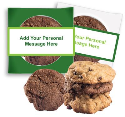 St Patrick's Day Custom Cookie Scone Single