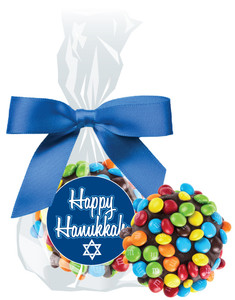 Hanukkah Mini M&M Oreo Bag