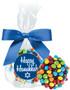 Hanukkah Mini M&M Oreo Bag