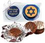 Yom Kippur Cookie Talk Chocolate Oreo Duo