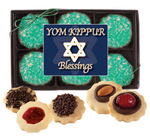 YOM KIPPUR BUTTER COOKIE BOX