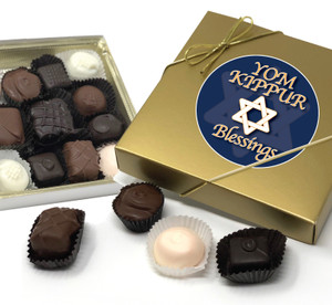 YOM KIPPUR CHOCOLATE CANDY BOX