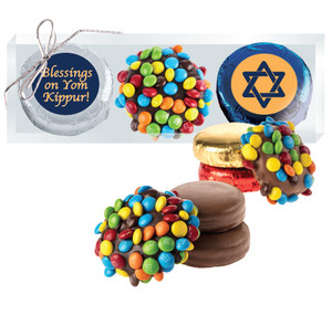 Yom Kippur M&M & Chocolate Oreo Trio