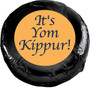 Yom Kippur Chocolate Oreo - black foil