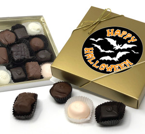 HALLOWEEN CHOCOLATE CANDY BOX