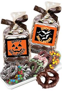 Halloween Pretzel Bag