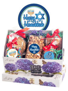 Hanukkah Keepsake Boxes Of Gourmet Treats