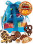 Thanksgiving 3 Tier Tower of Treats - Blue