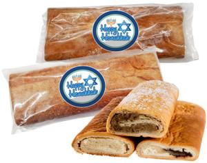 Hanukkah Hungarian Nut Rolls