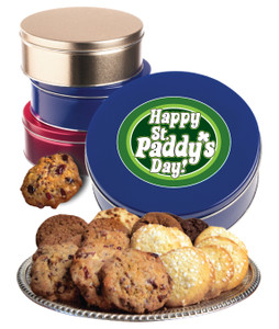 St. Patrick'S Day Make-Your-Own Cookie Tin