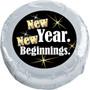 New Year New Beginnings Chocolate Oreo