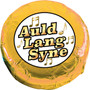 Auld Lang Syne Chocolate Oreo