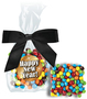 Happy New Year Mini M&M Chocolate Grahams