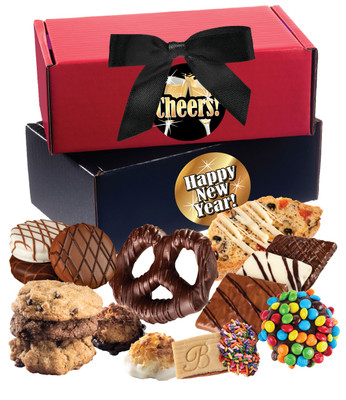Happy New Year Make-Your-Own Assortment Gift Box
