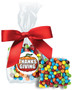Thanksgiving Mini M&M Chocolate Graham Bag