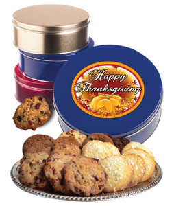 Thanksgiving Make-Your-Own Cookie Tin