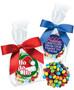 Christmas/Holiday Chocolate Oreo with Mini M&Ms