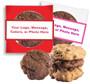 Valentine's Day Custom Message Cookie Scone