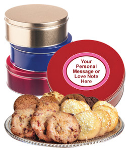 Valentine's Day Make-Your-Own Cookie Tin