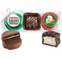 Christmas Cookie Talk Chocolate Oreo & Marshmallow Trio