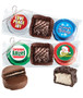 Christmas/Holiday Cookie Talk Chocolate Oreo & Marshmallow Trio