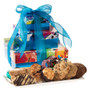 Cheerful 3 Tier Tower of Treats - Blue
