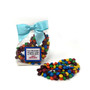 Custom Favor Bags - Chocolate Pretzels