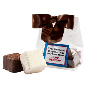 Custom Favor Bags - Petit Fours