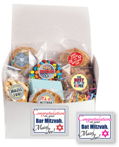 BAR/BAT MITZVAH BOX OF TREATS