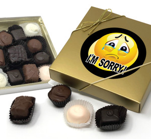 I'M Sorry! Chocolate Candy Box