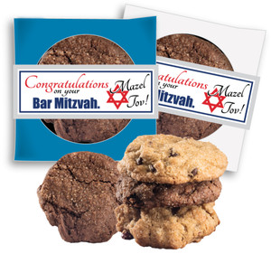 Bar/Bat Mitzvah Cookie Scone Singles