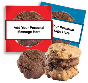 Graduation Create-Your-Own Message Cookie Scone Singles