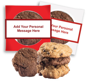 Admin/ Office Staff Create-Your-Own  Message Cookie Scone Singles