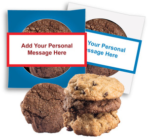 Cookie Scone Singles - Create-Your-Own Message