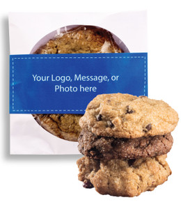 Yom Kippur Create-Your-Own Message Cookie Scone Singles