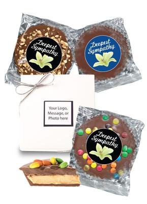 Sympathy/Shiva Peanut Butter Candy Pie