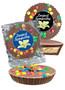 Sympathy/Shiva Peanut Butter Candy Pie - M&M