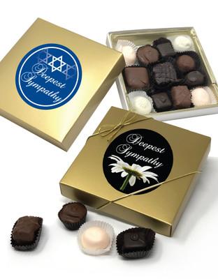 Sympathy/Shiva Chocolate Candy Box