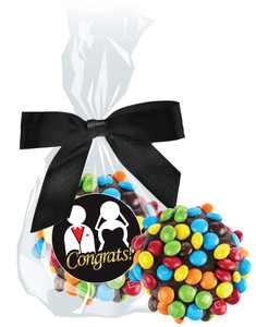 Wedding Mini M&M Chocolate Oreo