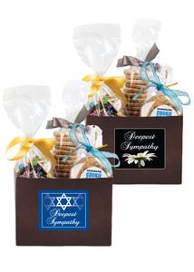 Sympathy/Shiva Gift Basket Box