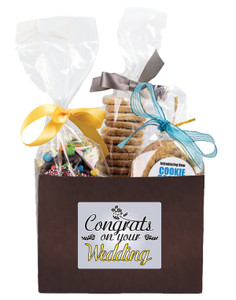 Wedding Gift Basket Box