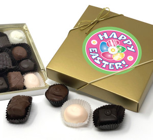 Easter Chocolate Candy Box