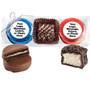 Custom Chocolate Oreo & Marshmallow Trio