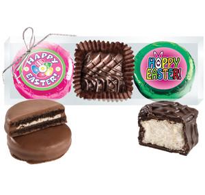 Easter Cookie Talk Chocolate Oreo & Marshmallow Trio