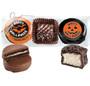 Halloween Cookie Talk Chocolate Oreo & Marshmallow Trio