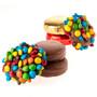 Custom M&M Chocolate Oreo