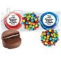 Custom M&M Chocolate Oreo Trio